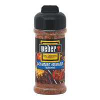 Weber Grill Gourmet Burger Seasoning, 6-Ounce Bottles (Pack of 4)