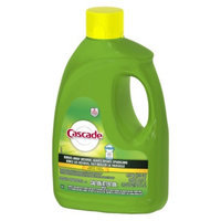 Cascade with Dawn Lemon Scent Gel Dishwasher Detergent 155 oz