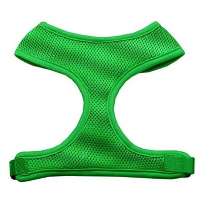 Mirage Pet Products Soft Mesh Dog Harnesses, X-Large, Emerald Green