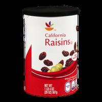 Ahold California Raisins 100% Natural