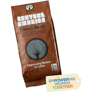 Full Circle Exchange Central America French Roast Ground Coffee