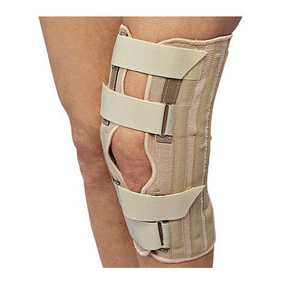OTC Professional Orthopaedic Knee Support with Front Opening XXX-Large