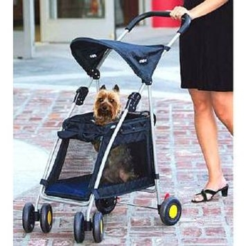 Kyjen Walk N Roll Top Flap Stroller