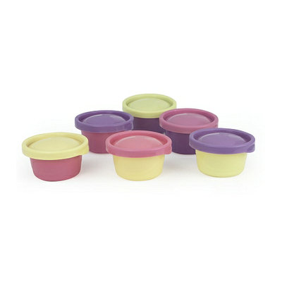 The First Years Ziploc Toddler Bowls 8 oz.