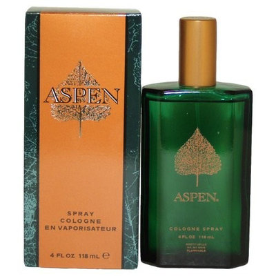 Aspen by Coty for Men - 4 Ounce EDC Spray