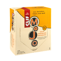 Clif Mojo White Chocolate Macadamia Trail Mix Bar - 12 CT