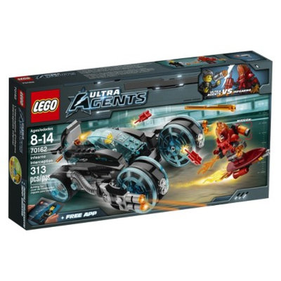 LEGO Ultra Agents Infearno Interception 70162