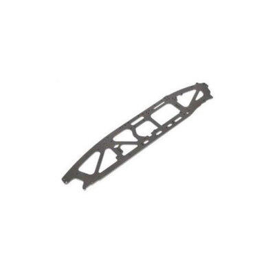 HPI RACING 108205 TVP Chassis Left 4mm Super 5SC Flux/Gray HPIC8205