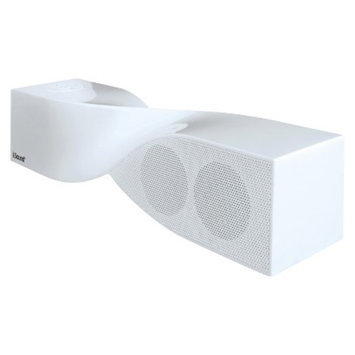 iSound Twist Wireless Speaker - White (ISOUND-1691)
