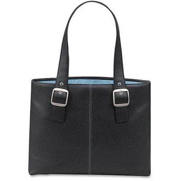 SOLO CASES Classic Leather Laptop Attache Case