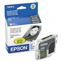 Epson T034820 Inkjet Cartridge, Matte Black - Kmart.com