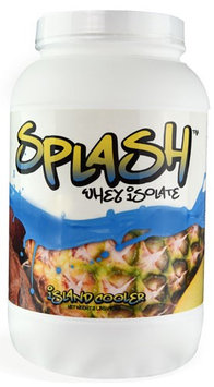 Splash - Whey Isolate Island Cooler - 2 lbs.