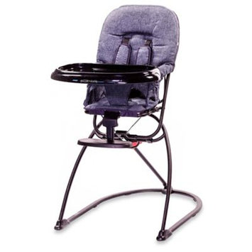 Babies R Us guzzie + Guss Tiblit Highchair - Navy