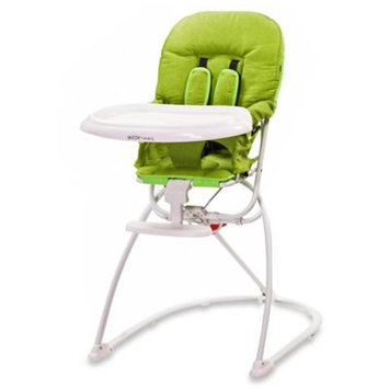Babies R Us guzzie + Guss Tiblit Highchair - Green