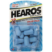 Hearos Xtreme Protection, 14-Pair Foam (Pack of 3)