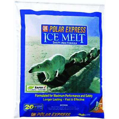 Polarexp 20 Pound Ice Melt 81020 by Milazzo Industries