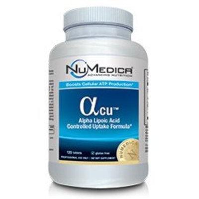 NuMedica - Alpha CU (Alpha-Lipoic Acid Formula) - 120 Tablets