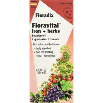 Salus Haus Salus-Haus - Floradix Floravital Iron & Herbs Yeast Free - 8.5 oz (FFP)