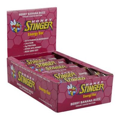 Honey Stinger Energy Bars Berry Banana Buzz