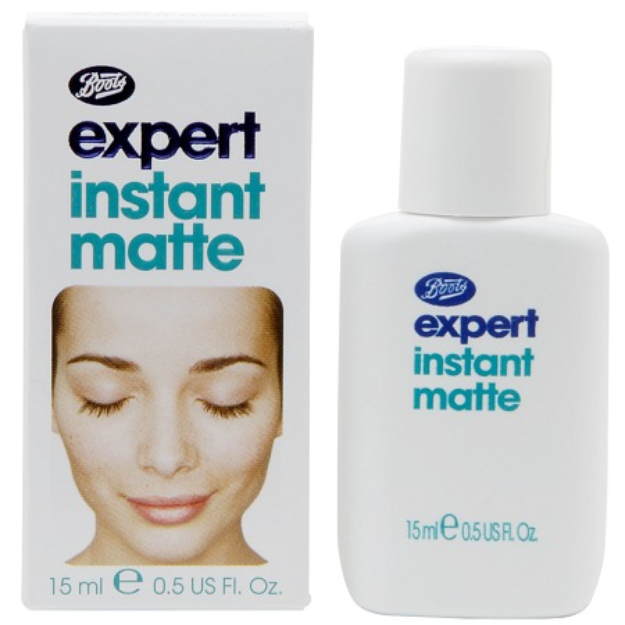Boots Expert Shine Control Instant Matte