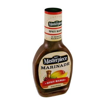 KC Masterpiece Spicy Mango Marinade