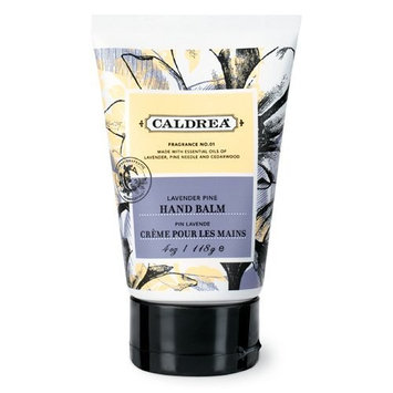 Caldrea Hand Balm - Sea Salt Neroli, 4-Ounce