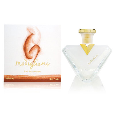 Modigliani by Modigliani Eau De Parfum Spray 3.4 Oz