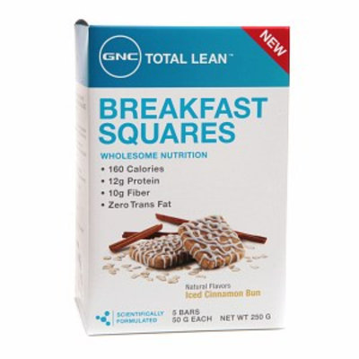 GNC Total Lean Breakfast Squares