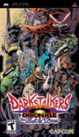 Capcom Darkstalkers: Chronicle - Chaos Tower