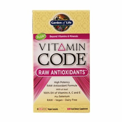 Garden of Life Vitamin Code RAW Antioxidants