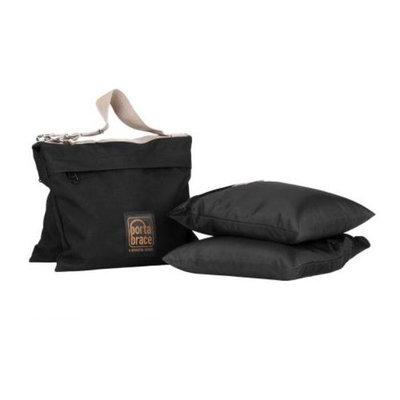 Porta Brace 15 lb. Sand Bag, Black