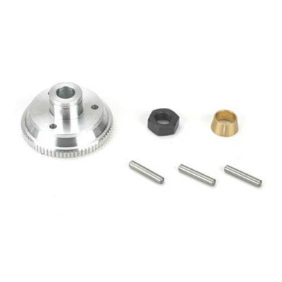 Flywheel, Collet & Nut: LST/2,AFT, MGB