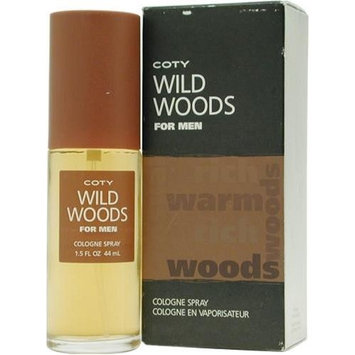 Coty Wild Woods By Coty For Men. Cologne Spray 1.5-Ounces