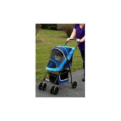 Pet Gear PG8030SB Sport Pet Stroller - Blue