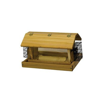 Stovall Standard Flip Top Mixed Seed Feeder 12-pound