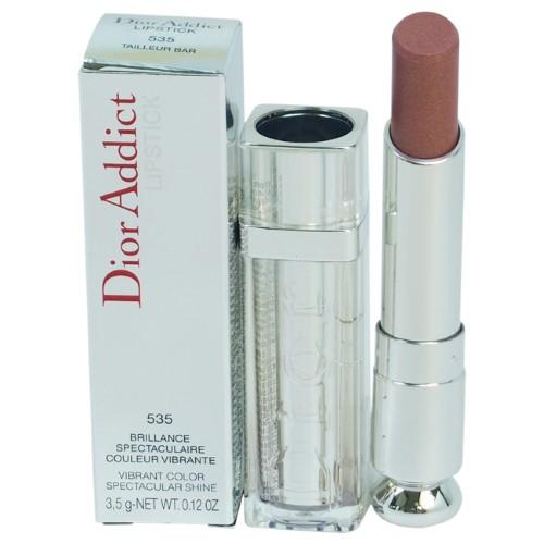 Christian Dior Dior Addict Vibrant Color Lipstick 535 Talleur Bar