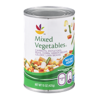 Ahold Vegetables Mixed No Salt Added