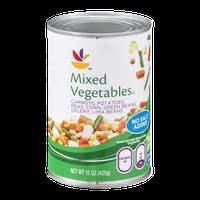 Ahold Vegetables Mixed No Salt Added