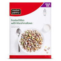 market pantry Market Pantry Cereal Frosted Bite with Marshmallow 20.5oz