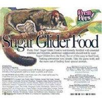 Pretty Bird International SPB91005 Sugar Glider Pet Food, 20-Pound