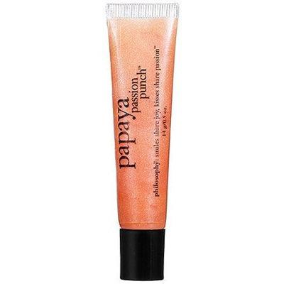 Philosophy Lip Shine, Papaya Passion Punch, 0.50-Ounce