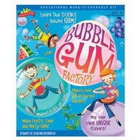 Scientific Explorer Bubble Gum Factory Ages 8+