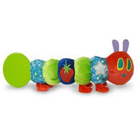 Kids Preferred Eric Carle Very Hungry Caterpillar Teether Rattle