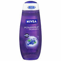 NIVEA Powerfruit Blueberry Hydrating Shower Gel
