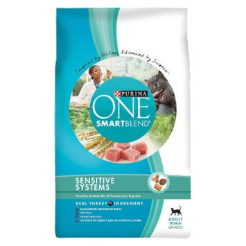 One Cat Purina One Sensitive Systems Dry Cat Food - 3.5 lb