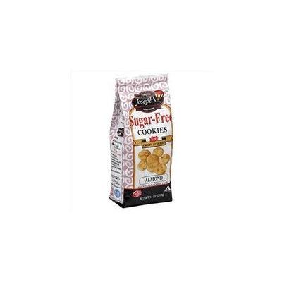 Joseph's Josephs Lite Cookies Sugar Free Almond Cookies 11 Oz Bags