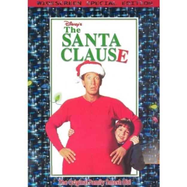 Disney SANTA CLAUSE SPECIAL EDITION BY ALLEN, TIM (DVD)