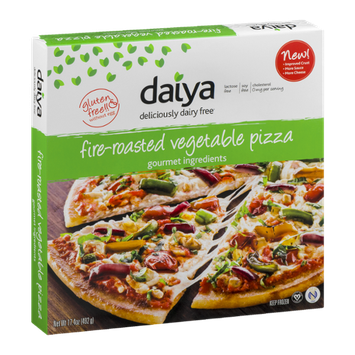 Daiya Deliciously Dairy Free Fire Roasted Vegetable Pizza
