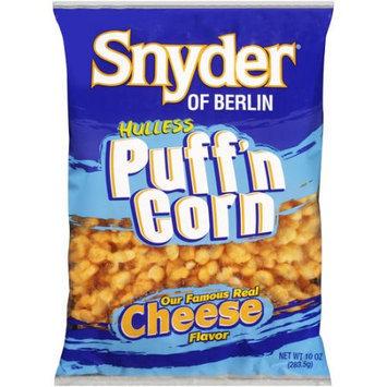 Pinnacle Foods Group, Llc Snyder of Berlin Puffed Hulless Cheese Flavor Popcorn, 10 oz