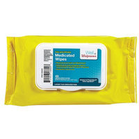 Walgreens Pre-Moist Medicated Wipes